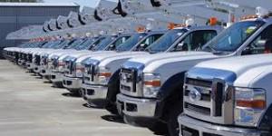 Municipalities and stae work trucks