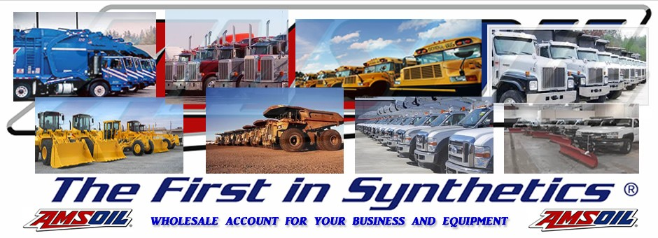 Amsoil Commercial Fleet account